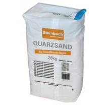 Steinbach Filtrační písek, zrnitost 0,4 - 0,8 mm, 25 kg 040020