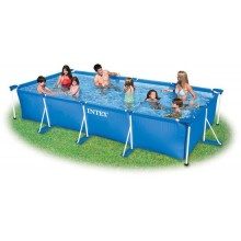 INTEX Bazén Frame Pool Set Family 450 x 220 x 84 cm 28273NP