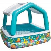 INTEX Bazén se sluneční stříškou 57470NP