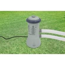 INTEX Kartušová filtrace Typ ECO 3300GS 3.406 l/h, 96 W, 230V/12 V, 28638GS