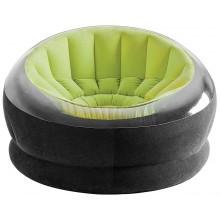 INTEX Empire chair křeslo zelené 66582NP