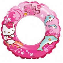 INTEX Plovací kruh Hello Kitty 61cm 56210
