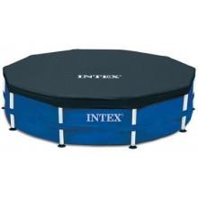 INTEX Krycí plachta pro bazény Frame-Pool O 366 cm 28031