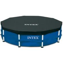 INTEX Krycí plachta pro bazény Frame-Pool 457 cm 28032