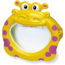INTEX Potápěčská maska, žlutá 55910