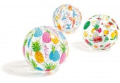 INTEX Nafukovací míč barevný ananas 51 cm 59040NP