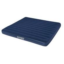 INTEX CLASSIC DOWNY KING Nafukovací postel, matrace 183 x 203 cm 68755