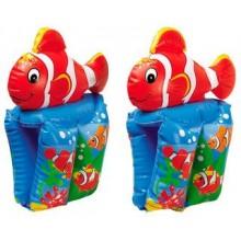 INTEX Nafukovací rukávky Clownfish 156650
