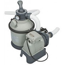 INTEX Krystal Clear písková filtrace 4.000 l/h / 190 W / 230 V, 28644