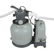 INTEX Krystal Clear Písková filtrace 6 m3 & systém slané vody 28676