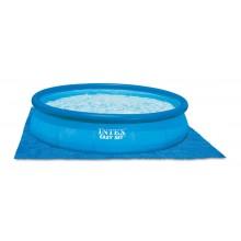INTEX Podložka pod bazén 4,72 x 4,72 m 28048