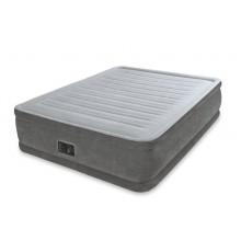 INTEX COMFORT-PLUSH FULL Nafukovací postel s el. pumpou 137 x 191 cm 67768