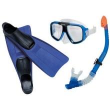 INTEX Potápěčský set Reef Rider Sport modrý 55957