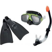INTEX Potápěčský set surf rider černý 55959