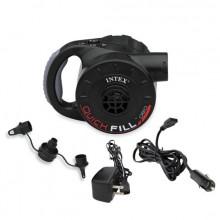 INTEX Vzduchová pumpa Quick Fill 230/12 V, s akumulátorem 66622