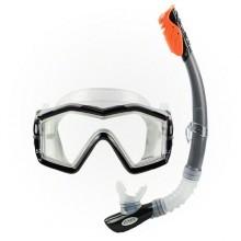 INTEX Sada potápěčské masky a šnorchlu, silikon 55961