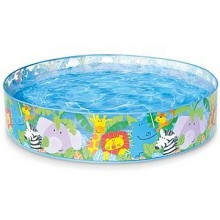 INTEX Dětský bazén Happy Animals SnapSet Pool 158474NP