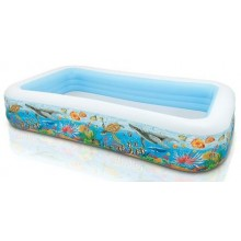 INTEX Bazén Swim Center Tropical Reef Family 58485NP