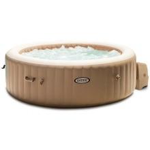 INTEX vířivka Purespa Bubble Massage HWS 800+, 196 x 71cm, pro 4 osoby 28426