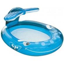 INTEX Dětský bazén velryba 57435NP
