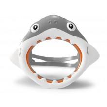 INTEX FUN MASKS Dětské potapěcí brýle, žralok 55915