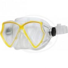 INTEX Silikonová maska pro potápění, žlutá 55980
