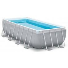 INTEX Bazén Prism Frame Rectangular Pools 4,88m x 2,44m x 1,07m, s filtrací 26792NP
