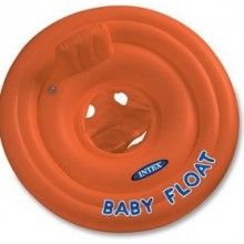 INTEX Dětské sedátko kruh Baby Float 56588EU