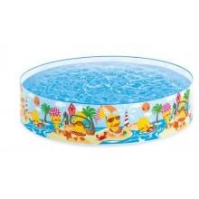 INTEX DUCKLING Dětská bazén 58477NP