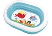 INTEX Dětský bazén oválný 57482NP