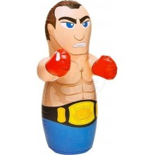 INTEX 3-D Boxovací postavička 91 x 51 cm, boxer 44672