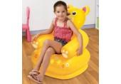 INTEX Nafukovací dětské křeslo medvěd 68556NP