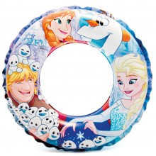 INTEX Ledové království plovací kruh, 56201NP