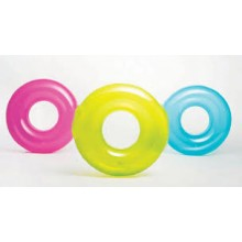 INTEX Plovací kruh modrý 59260NP