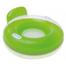 INTEX Nafukovací sedátko do vody zelené 56512NP