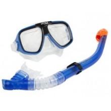 INTEX Potápěčská maska a šnorchl 55948