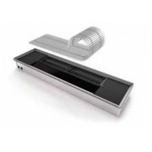 ISAN podlahový konvektor s ventilátorem 2-trubkový, 230V AC, FCC2A-13120-NR113
