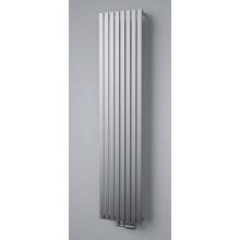 ISAN FORM INOX designový, koupelnový radiátor 1800 x 390, kartáčovaná nerez DXFO1800039081