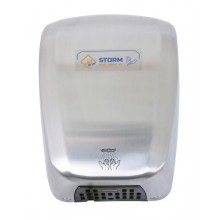 JET DRYER STORM stříbrný 005010415