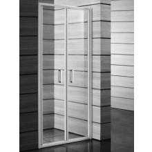 Jika LYRA PLUS Kyvné sprchové dveře, 90cm, transparentní sklo H2563820006681