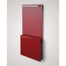 ISAN JOY BATH Joy B-700/2 designový radiátor 1495/700 vanilková JB2S14950700SF02