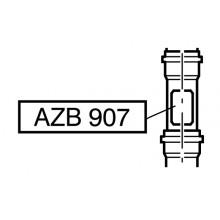 JUNKERS AZB907 Trubka odkouření s reviz. otvorem 60/100, 7719002777