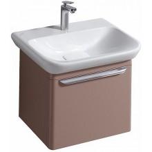 KERAMAG DESIGN myDay skříňka pod umyv. 49,5x41cm,lesklá šedá,vč.LED Y824061000
