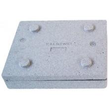 Kaldewei 5305 středový podpůrný systém MAS 688076530000