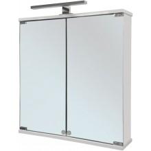 KANDI LED 60 Zrcadlová skříňka, bílá MK45328