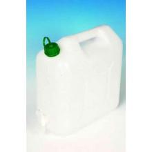 Kanystr plastový 15l - s výpustí 00879