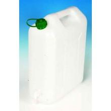 Kanystr plastový 20l - s výpustí 00880