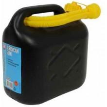 Kanystr plastový 5l - černý 29959