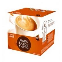 Kapsle Nescafé LUNGO 16 ks k Dolce Gusto