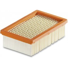 KÄRCHER Plochý skládaný filtr pro multifunkční vysavače Home & Garden řady WD 4/5/6 2.863-005